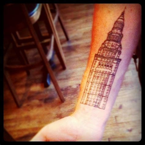 terminus tattoo terminal tower amazing i cleveland