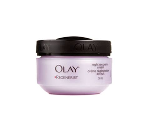 Olay Regenerist Recovery five best anti aging products for younger looking skin chatelaine