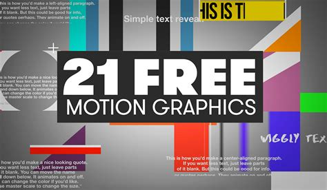 21 Free Motion Graphics Templates For Adobe Premiere Pro The Beat A Blog By Premiumbeat Free Motion Graphics Template Premiere Pro