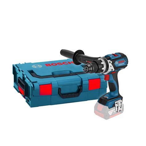 Bor Hammer Bosch bosch gsb 18 ve ec rs brushless combi drill only in l boxx 06019f1300 powertool world