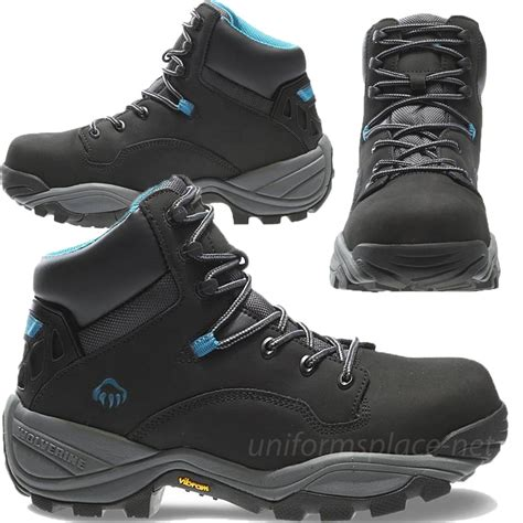 wolverine boots womens growler 6 quot composite safety toe