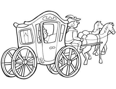 coloring pages and carriage free coloring pages of in in carriage