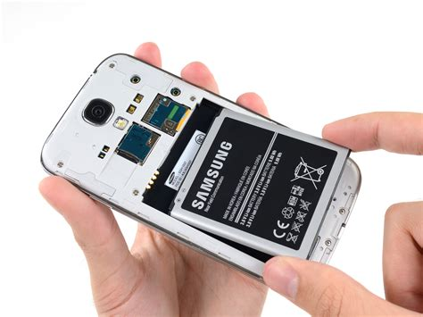 samsung galaxy s4 battery replacement ifixit repair guide