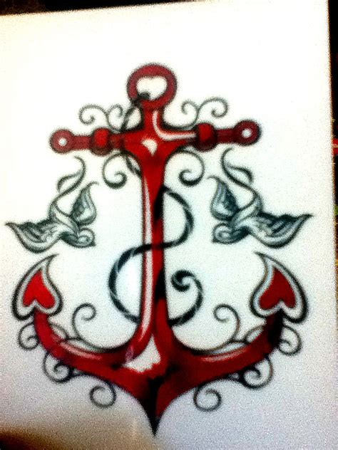 swallows n anchor design tattooshunt