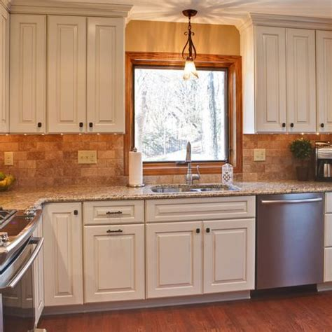 wood trim for kitchen cabinets oak trim design ideas pictures remodel and decor page