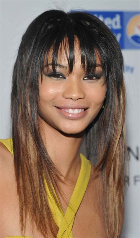 chanel hair cuts 20 trendy chanel iman hairstyles haircuts that will