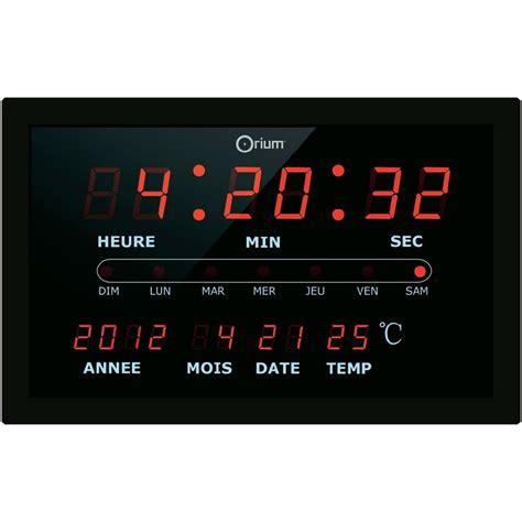 horloge digital horloge design digital chaios