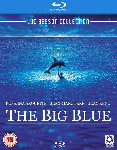 The Big Blue by Myreviewer Jpeg The Big Blue Cover