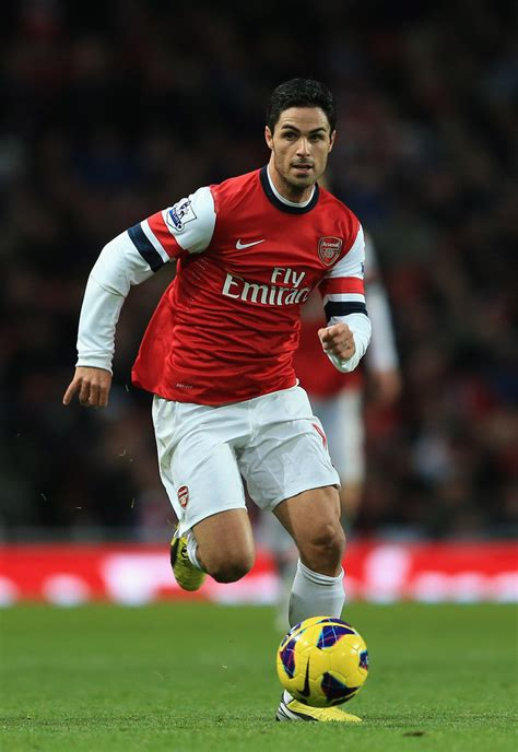 arsenal vs swansea mikel arteta photos photos arsenal v swansea city