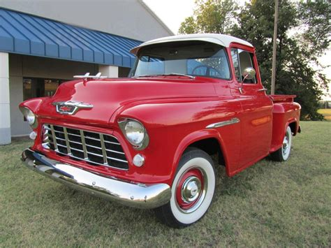 chevy bed 1955 chevrolet 3100 short bed pickup 112761