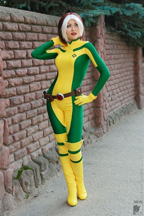 men rogue cosplay costume bodysuit women cosercosplaycom