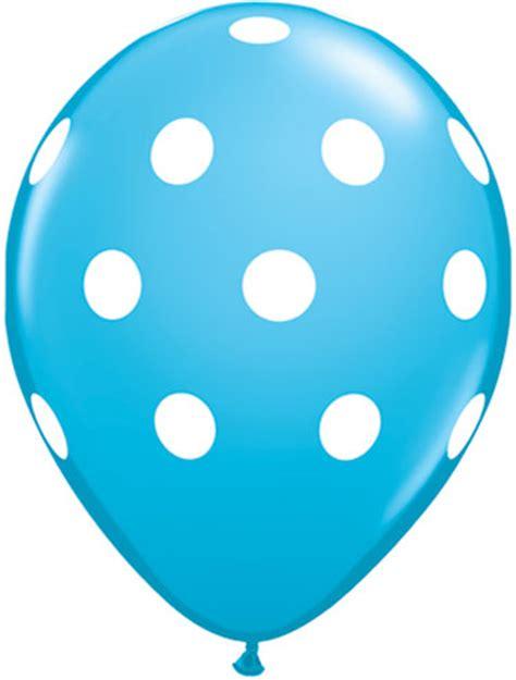 Balon Polkadot Balon Dot robins egg blue polka dot balloon 11 quot biodegradable balloons