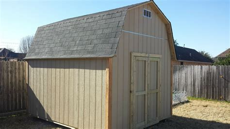 storage building home depot shed barn  loft ebay