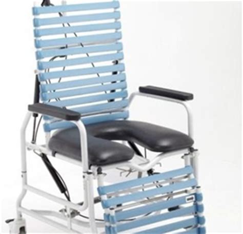 Sizewise Shuttle Chair by Bariatric Equipment Aids