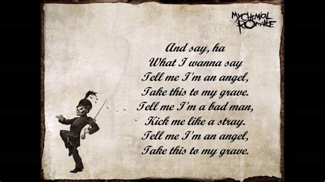 house of wolves lyrics mcr house of wolves lyrics youtube