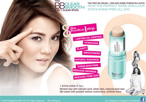 Silkygirl Bb Stick angelkawai s diary maybelline clear smooth minerals b b