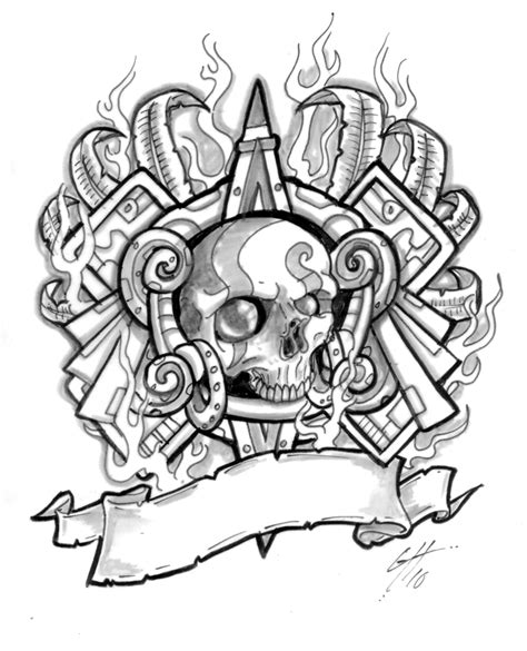 aztec art tattoo designs aztec designs best tattoos designs