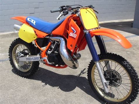 motocross gear brisbane 1000 images about honda s past present on pinterest