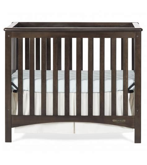 Child Craft Mini Crib Child Craft 2 In 1 Convertible Mini Crib Slate