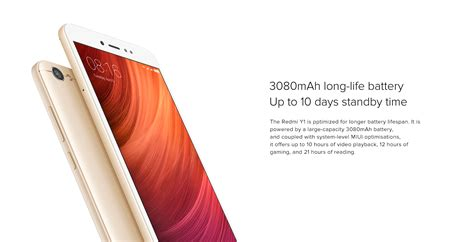 amazon y1 buy the redmi y1 online at amazon india infoabouteverything
