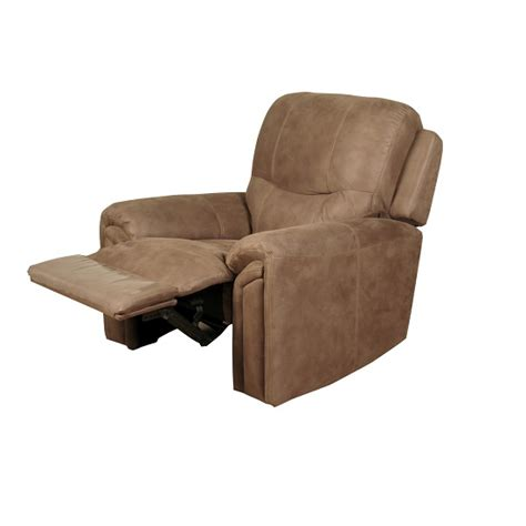 Light Brown Leather Recliner by Medina Recliner Sofa Chair In Light Brown Leather Look