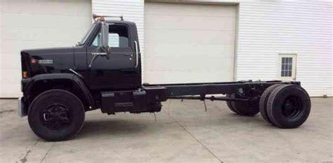 gmc brigadier  heavy duty trucks