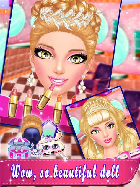 fashion doll makeover fashion doll makeover for 在 app store 上的内容