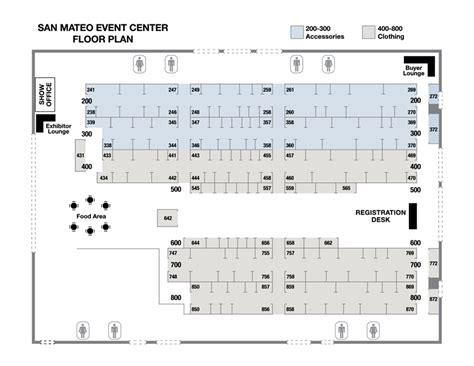 market mall floor plan san mateo event center floor plan fashion market of
