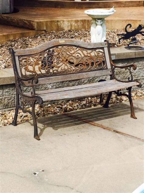 park bench rehab perky park bench rehab by homejelly reader homejelly