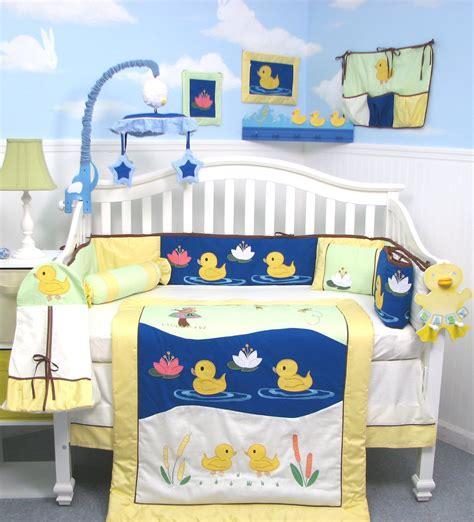 Soho Crib Bedding by Soho Quack Quack Ducks Baby Bedding And More Baby