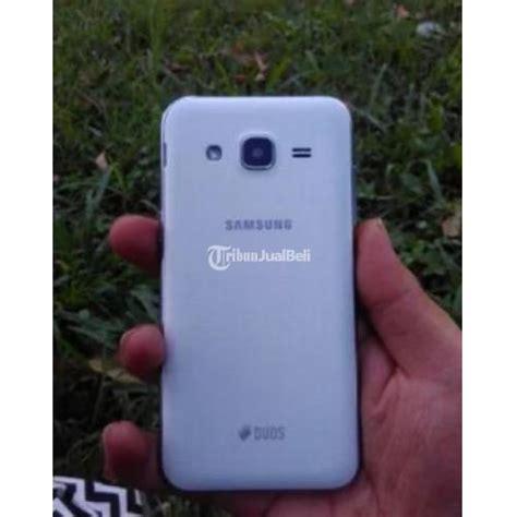 Hp Samsung J2 Android handphone android murah samsung galaxy j2 seken mulus fullset purwakarta dijual tribun