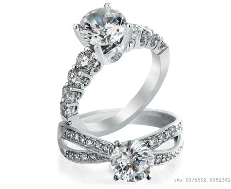 Side Ring side engagement rings in classic vintage or modern