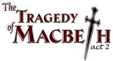 themes in macbeth act 2 interactive literature selections the tragedy of macbeth