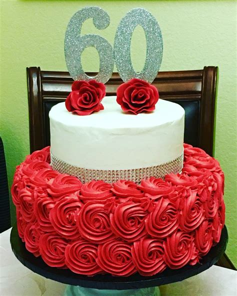 60th Birthday Cake by 25 Best 60th Birthday Cakes Ideas On