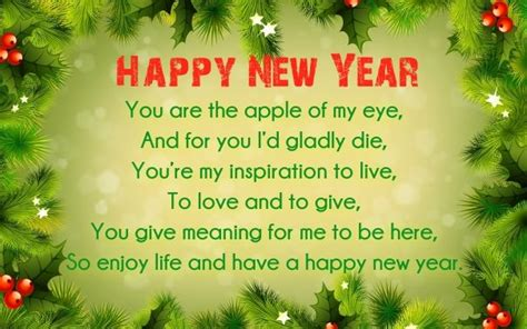 happy new year 2018 quotes new year sms to my son hall
