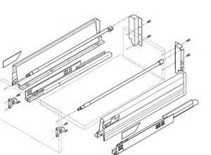blum blumotion soft tandembox drawer 83mm high