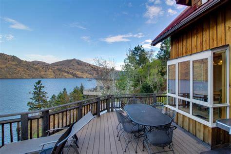 Lake Chlain Cabin Rentals by Lake Chelan Vacation Rentals Chelan Vacation