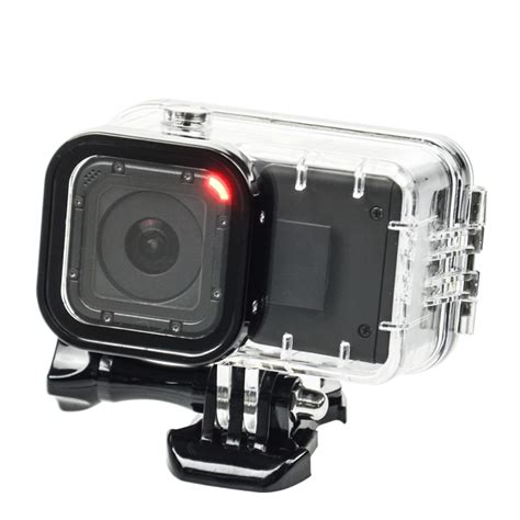 Waterproof Underwater Housing Gopro 5 Session Murah suptig for gopro session extend battery 1050 mah backup battery 4 session waterproof