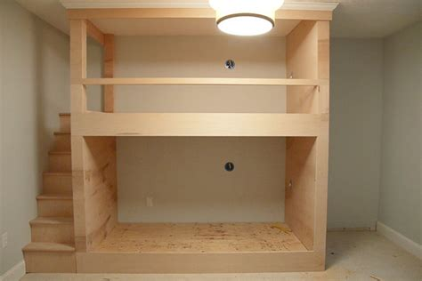 amazing diy bunk beds decorating  small space