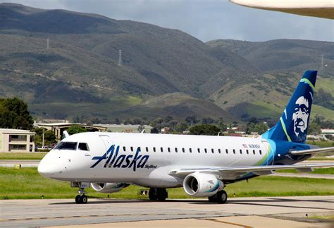alaska airlines introduces daily flights between seattle and san luis obispo
