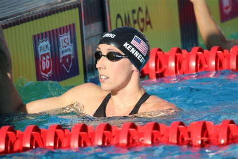 madison kennedy swimming race video madison kennedy blasts 5th ranked 50 free