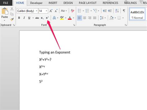 How To Type A Document On Mac