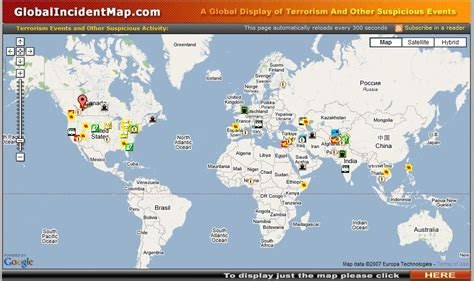 global incident map july 2007 why dont you