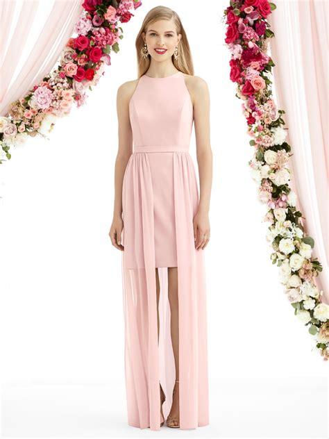 Bridesmaid Dress Fabrics - dress after six bridesmaids 2016 6739 fabric