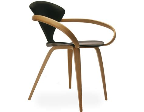 norman cherner armchair cherner arm chair hivemodern com