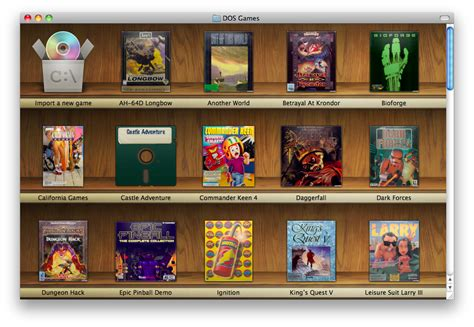 old dos games full version boxer the dos game emulator that s fit for your mac