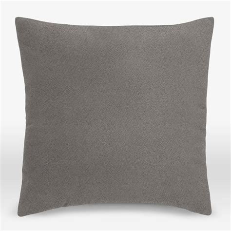 west elm upholstery fabric upholstery fabric pillow cover faux suede west elm