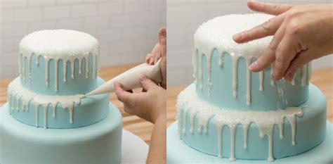 How To Decorate A Tiered Cake by How To Make A Three Tier Frozen Birthday Cake Cakes