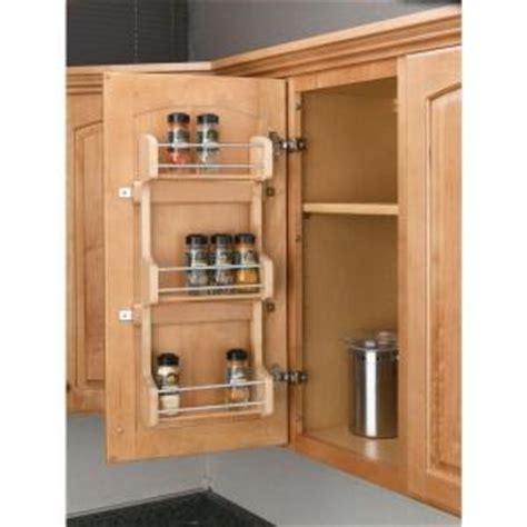 Small Spice Rack by Rev A Shelf 21 5 In H X 10 5 In W X 3 12 In D Small