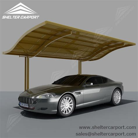 Car Canopy For Sale Large Aluminum Carport With Waves Top Shelter Carport